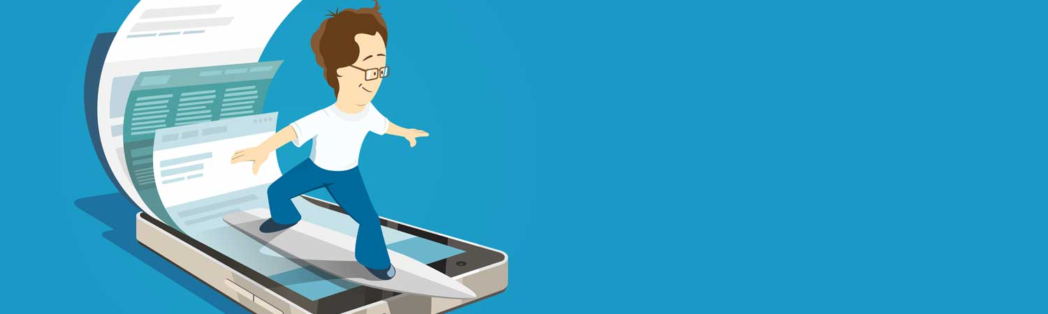 The Online Race: What You Can Learn about Mobile Page